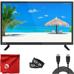 ATYME 24-Inch 720p 60Hz LED HD TV 240AH5HD Slim w/ HDMI, USB