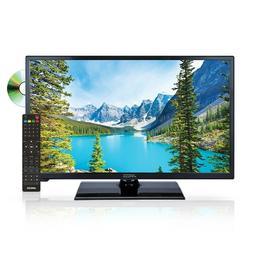 """24"""" Inch HD 1080 LED TV 12v VOLT PORTABLE CAR KIT DC/AC TV D"""