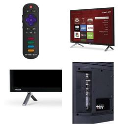 28-Inch Smart LED TV TCL 28S305 720p Roku   TV Only