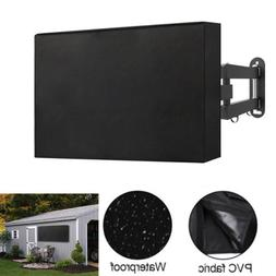 "30"" -58"" Outdoor TV Cover For Flat Screens  Weatherproof Tel"