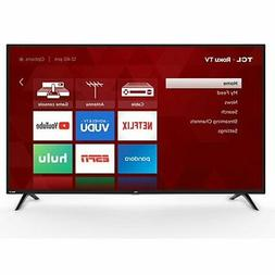 "TCL 32"" Class 720P HD LED Roku Smart TV 3 Series Brand New A"