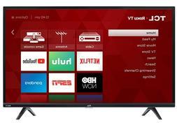 """TCL 32"""" Class HD  Roku Smart LED TV"""