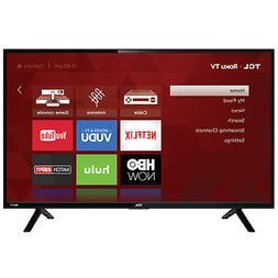 TCL 32 inch Class HD 720P Roku Smart LED TV 32S301 USB HDMI