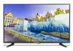 "32"" Inch HD LED TV Flat Screen Wall Mountable HDMI USB Monit"