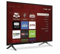 32 Inch TV LED Smart  Television TCL ROKU HD Flat Screen Wal