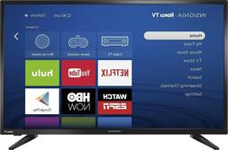 """Insignia""""32""""Inch1080P High Definition LED with Smart  TV"""