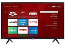 TCL 32S325 32 Inch 720p Roku Smart LED HDTV HDMI 60 Hz Alexa