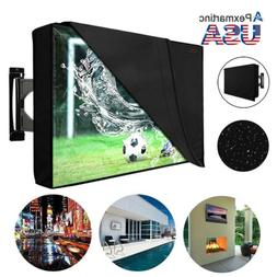 """40-58"""" Outdoor Weatherproof TV Cover Television Protector Fl"""