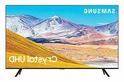 Samsung 43-inch Crystal UHD - 4K UHD HDR Smart LED TV - TU80