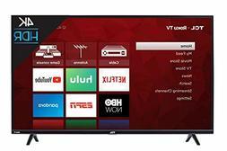 TCL 43S425 43 Inch 4K Ultra HD Smart Roku LED TV