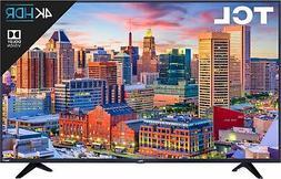 TCL 43S517 43-Inch 4K Ultra HD Roku Smart LED TV