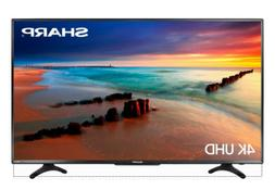 "Sharp - 50"" Class  - LED - 2160p - Smart - 4K Ultra HD TV Ro"