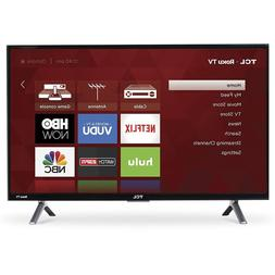 "TCL 55""  Inch 4K Ultra HD 120Hz HDR  Smart TV Telivision Fla"