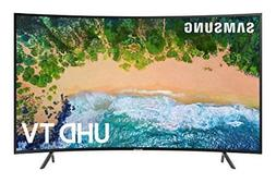"Samsung UN65NU7300 Curved 65"" 4K UHD 7 Series Smart TV 2018"