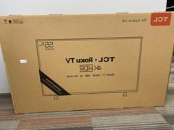 "TCL 55S405 55"" 4K LED Roku Smart TV - UNOPENED BOX"
