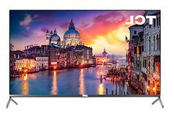 "TCL 65"" Class 6-Series 4K UHD QLED Dolby Vision HDR Roku Sma"