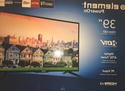 "Brand New Element 39"" Class LED Flat Screen Smart TV"