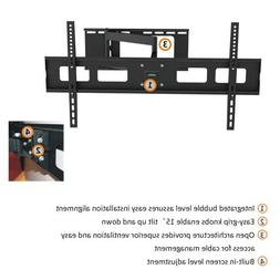 Cmple - Heavy-Duty Full Motion Wall Bracket for flat TV's 37