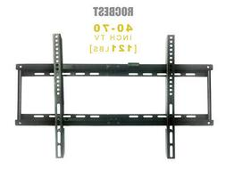 Fixed Flat Screen Bracket TV Wall Mount  TV Screen 40 42 46