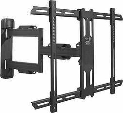 """Kanto - Full-motion Tv Wall Mount For Most 37"""" - 60"""" Flat-pa"""