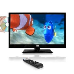 "Pyle PTVDLED22 21.5"" LED TV - HD Flat Screen TV with Built-i"