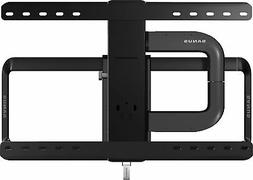 """Sanus VLF525-B1 Large Full Motion TV Wall Mount 25"""" Black"""