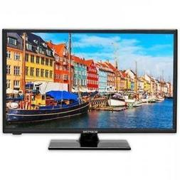 Sceptre Small LED 19 Inch Tabletop Monitor HD Digital TV Fla