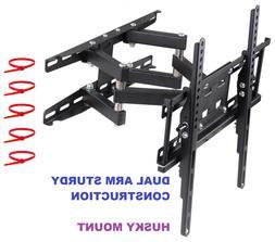 TV Bracket Full Motion 32 42 48 50 55 LED LCD Flat Screen Ti