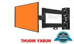 TV Wall Mount Bracket Flat Tilt Swivelt 24 27 32 38 40 Inch