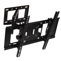 Henxlco Articulating Full Motion Tilt Swivel TV Wall Mount B