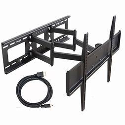 VideoSecu articulating wall mount for Samsung UHD TV UN55HU6