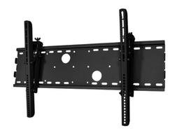 "Black Tilt Wall Mount Bracket for Sharp LC-65LBU591U 65"" inc"