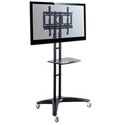 Fleximounts C03 Universal Rolling TV Cart for 32''-65'