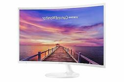"New Samsung CF391 Series 32"" LED Curved Monitor - Open Box"