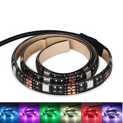 Christmas LED Strips,SUNETLINK TV Backlight USB Bias Lightin