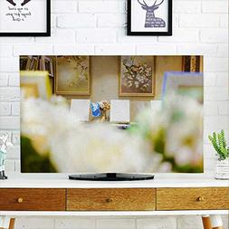 aolankaili Cover for Wall Mount tv Studio Space Display Cove