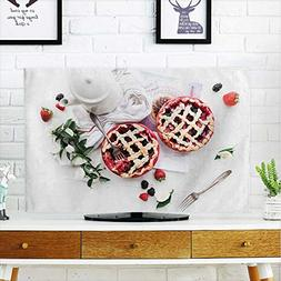 aolankaili Cover for Wall Mount tv Food on The Table Cover M