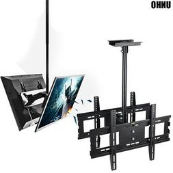 """Dual 360 Rotating and Tilting Ceiling Mount Holder fr 42"""" 47"""