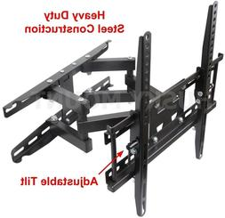 Husky Mounts 32 - 55 Inch Dual Arm Full Motion TV Wall Mount