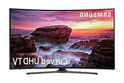 Samsung Electronics UN55MU6490 Curved 55-Inch 4K Ultra HD Sm