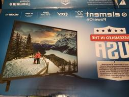 """Element ELEFW328 32"""" 720p LED HDTV w/ Stand and Remote 1366"""