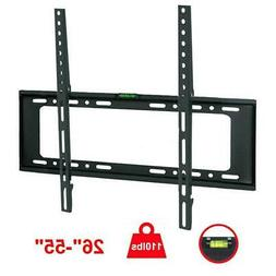 """Fixed Slim TV Wall Mount Bracket For 26""""-55"""" Inch Flat Scree"""