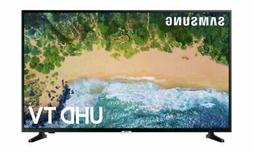 "Samsung Flat Screen 55"" Inch 4K UHD Smart LED TV UN55NU6950F"