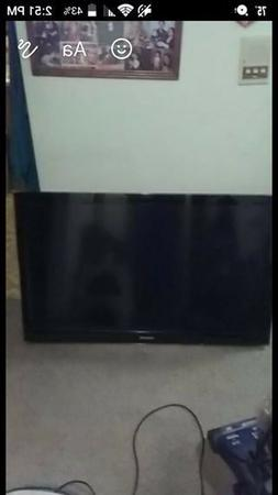 flat screen tv samsung lg for parts only as is