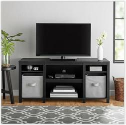 "Flat Screen TV Stand, for TVs up to 50"", Multiple Finishes"