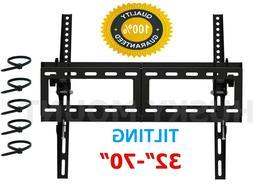 Flat Screen TV Bracket Tilt LED LCD TV Wall Mount 32 40 42 4