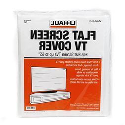 "U-Haul Flat Screen TV Cover - Fits Screens up to 65"" - 36"""