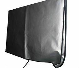 Large Flat Screen TV's Padded Dust Covers