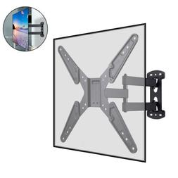 Full Motion TV Wall Mount for 26-55 Inch Flat Screen up to 6