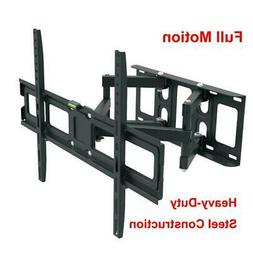 Full Motion TV Wall Mount VESA Bracket 32 47 50 55 60 inch L